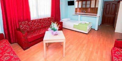 en ucuz ücretli apart otel odası
