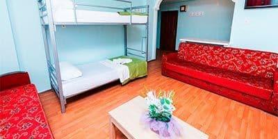 aile otelinin odaları