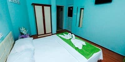 Balayı odası olan otel