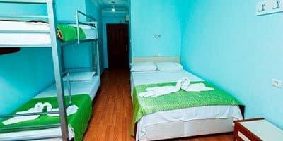 Aile odasın da kaliteli rahat yataklar